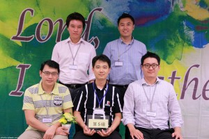 2011_07_07~07_09_5th Singapore Father School (1st in English) – Team Photos